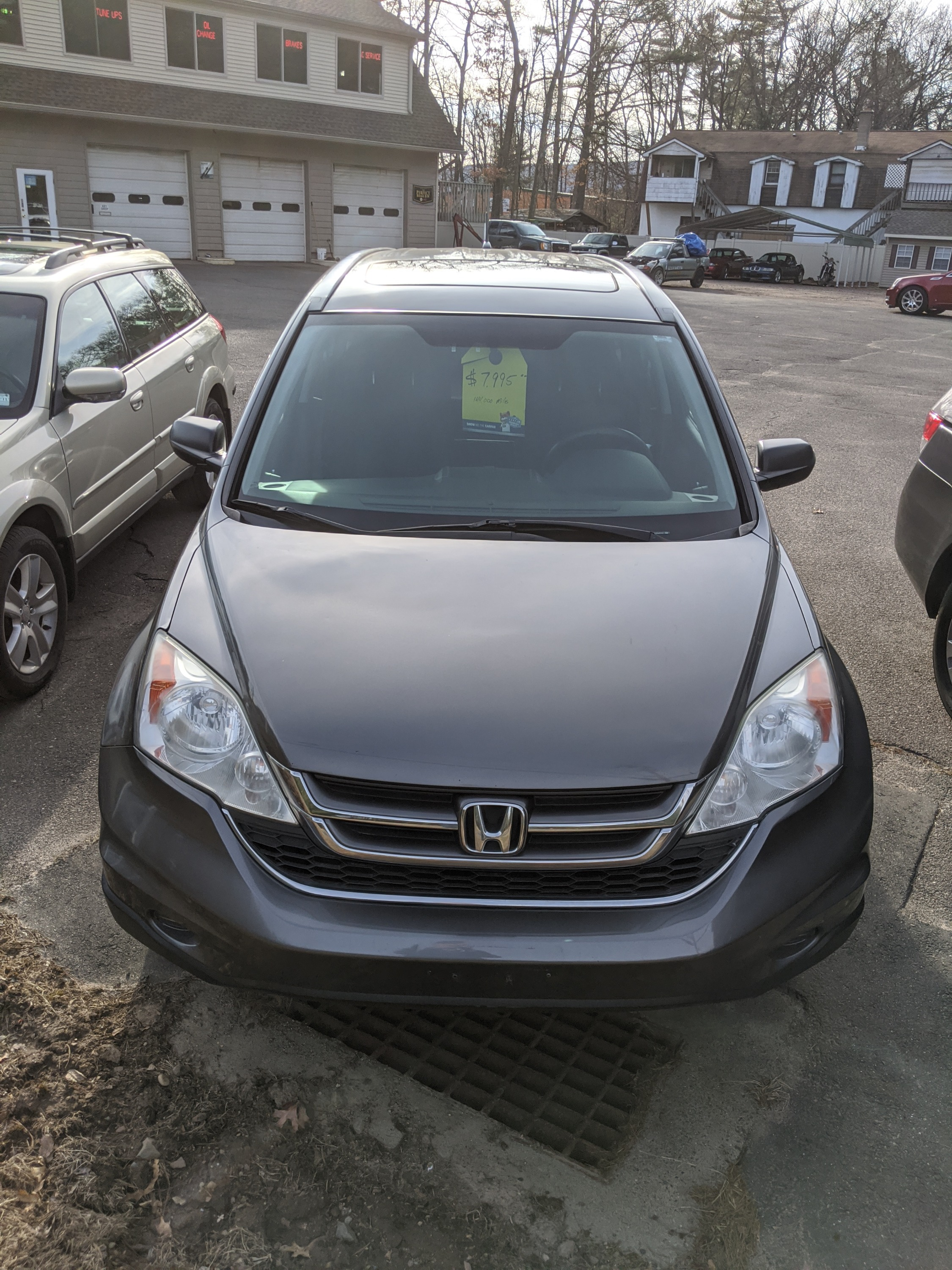 2010 Honda CR-V with 143,126 miles