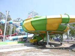 Parque acuático Ahuehuetes 2018