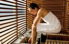 Bogn Sedrun foot bath