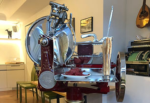 Aufschnittmaschine Van Berkel
