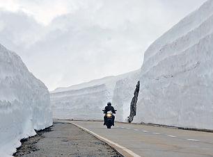 Motorrad fahren Gotthard