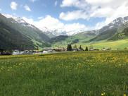 Spring in Tujetsch