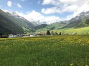 Frühling in Tujetsch