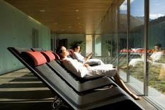 Bogn Sedrun relaxation room