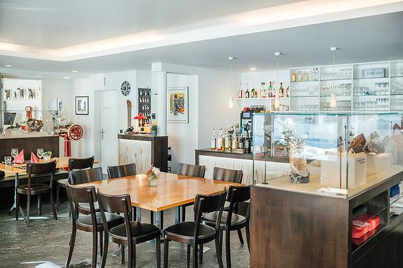 Restaurant Hotel Krüzli Sedrun