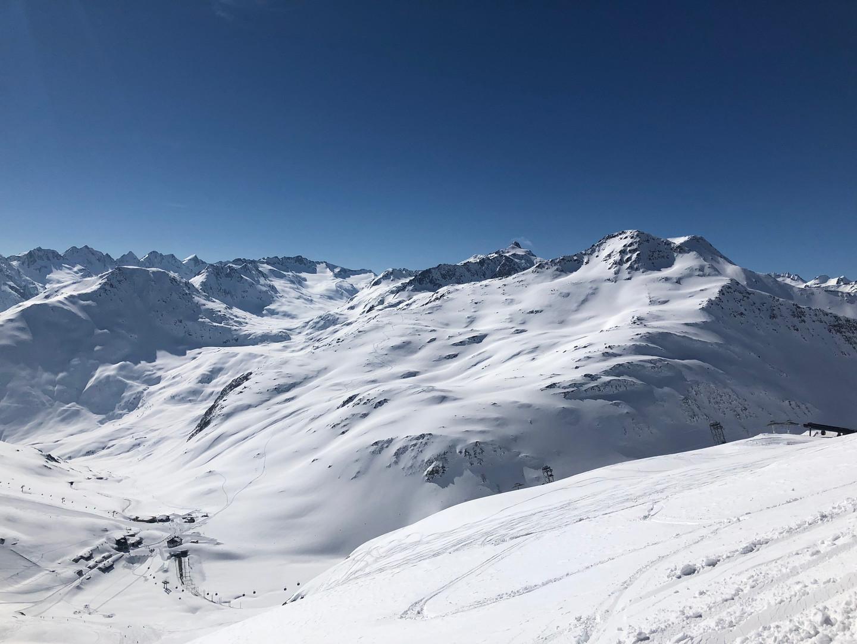 Skifahren Andermatt-Sedrun-Disentis