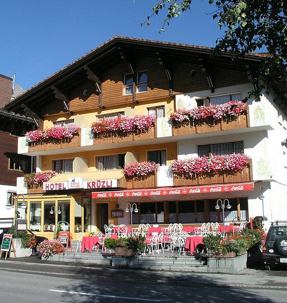 Hotel Krüzli 1995