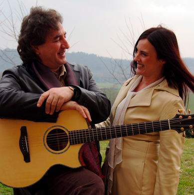 Franco and Raffaella