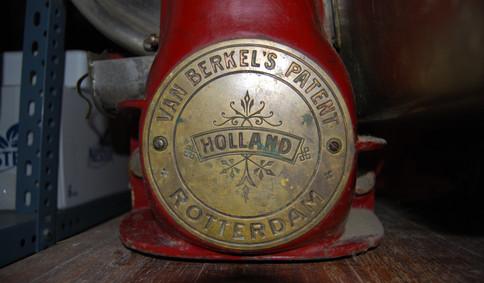 Van Berkel's Patent Rotterdam
