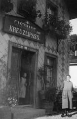 Gasthaus Kreuzlipass