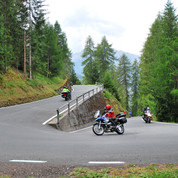 to Arosa it has 365 curves