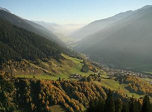 Herbst im Val Tujetsch