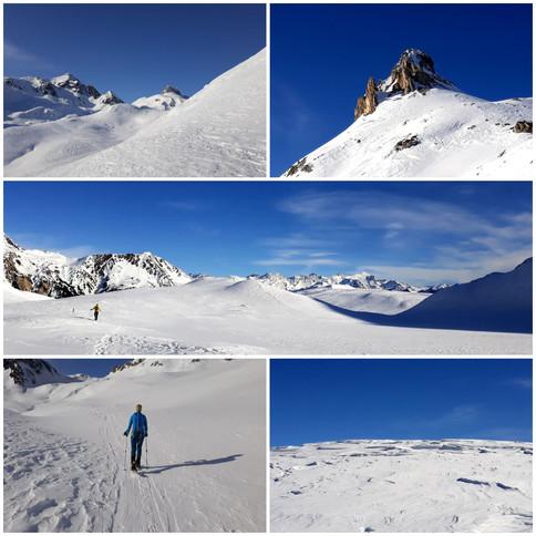 Schneeschuhwandern Lukmanierpass