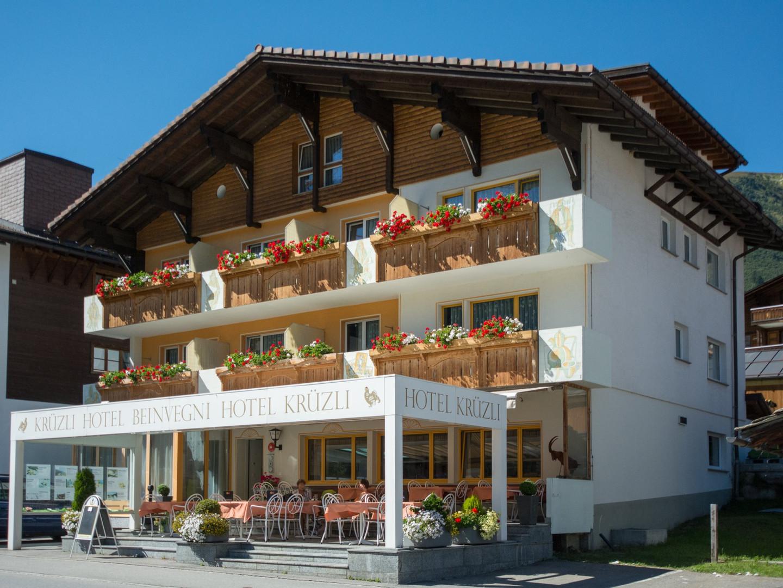 Hotel Krüzli Sedrun
