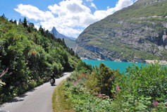 Drive to Vals