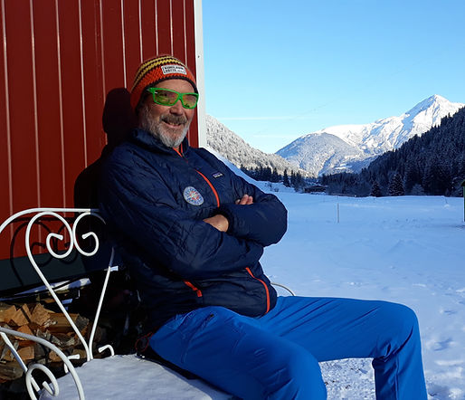 Roland Hilfiker in Sedrun