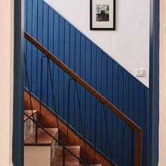 Winner Inn Lobby Stairs