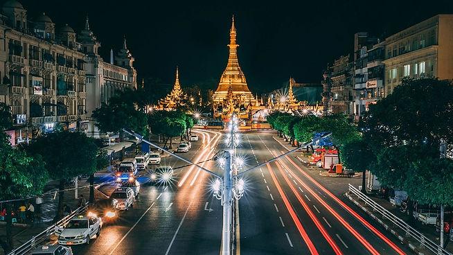 Explore Yangon - Sule Pagoda