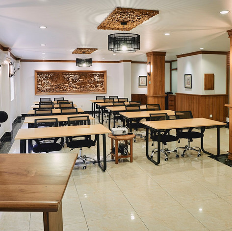 Winner Inn Function Room Classroom