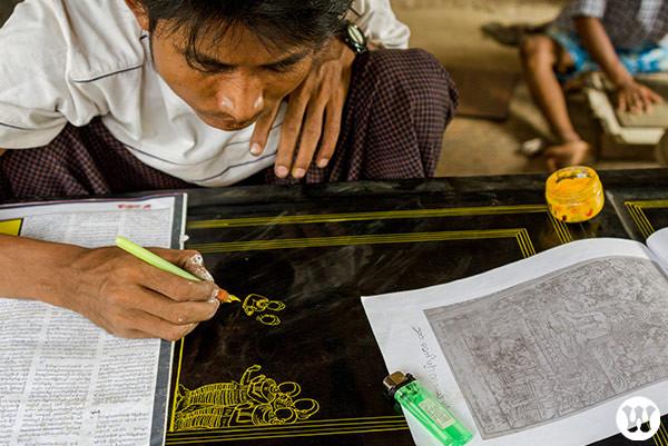 Ko Tun - Mr Tun in Burmese