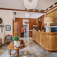 Winner Inn Reception Lobby and W Bistro Entrance.jp