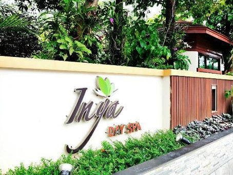 Relax at the Spa & Salons in Yangon