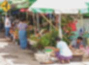 Fruit & Flower Market near Winner Inn