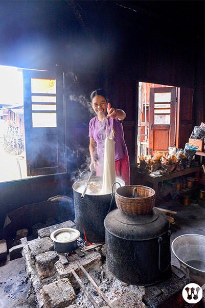 Daw Ni - Ms Ni in Burmese