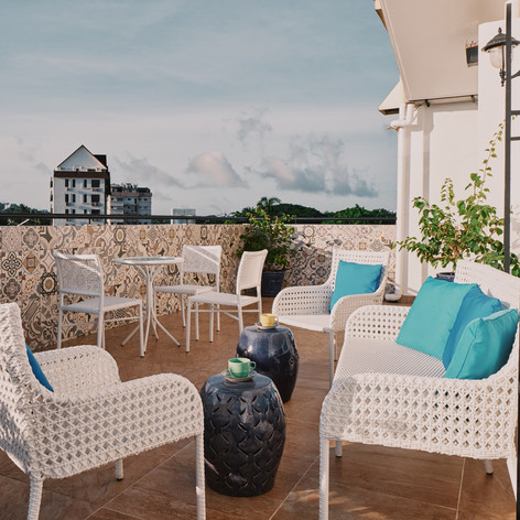 Winner Inn Balcony Seating Shwedagon Pag