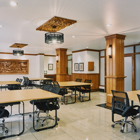 Winner Inn Function Room Group Study