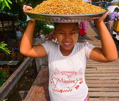 How to address fellow Myanmar people