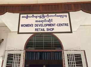 Women's Development Center near Winner Inn on Than Lwin Road