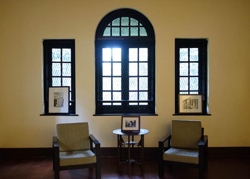 U Thant's Living Room