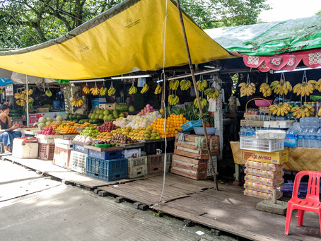 Fresh Fruit Market Open 365 Days