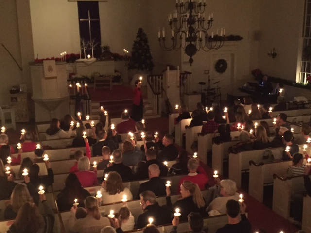 Christmas Eve Candlelight 2016