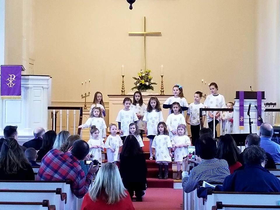 Jr. Choir 2018