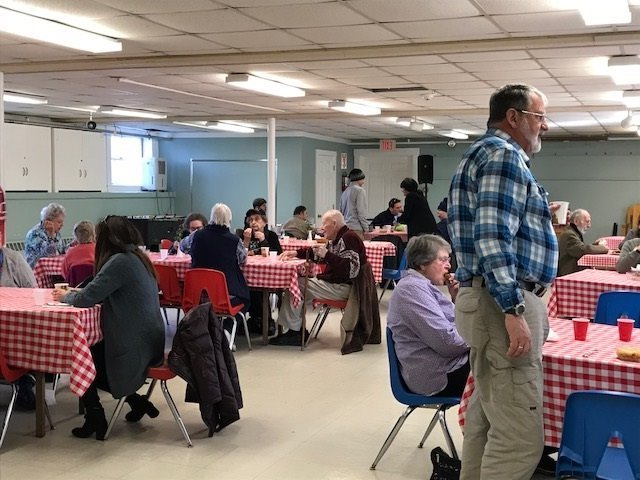 Winter Soup Luncheon 2018