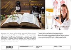 Scheda X catalogo solfosalicilica