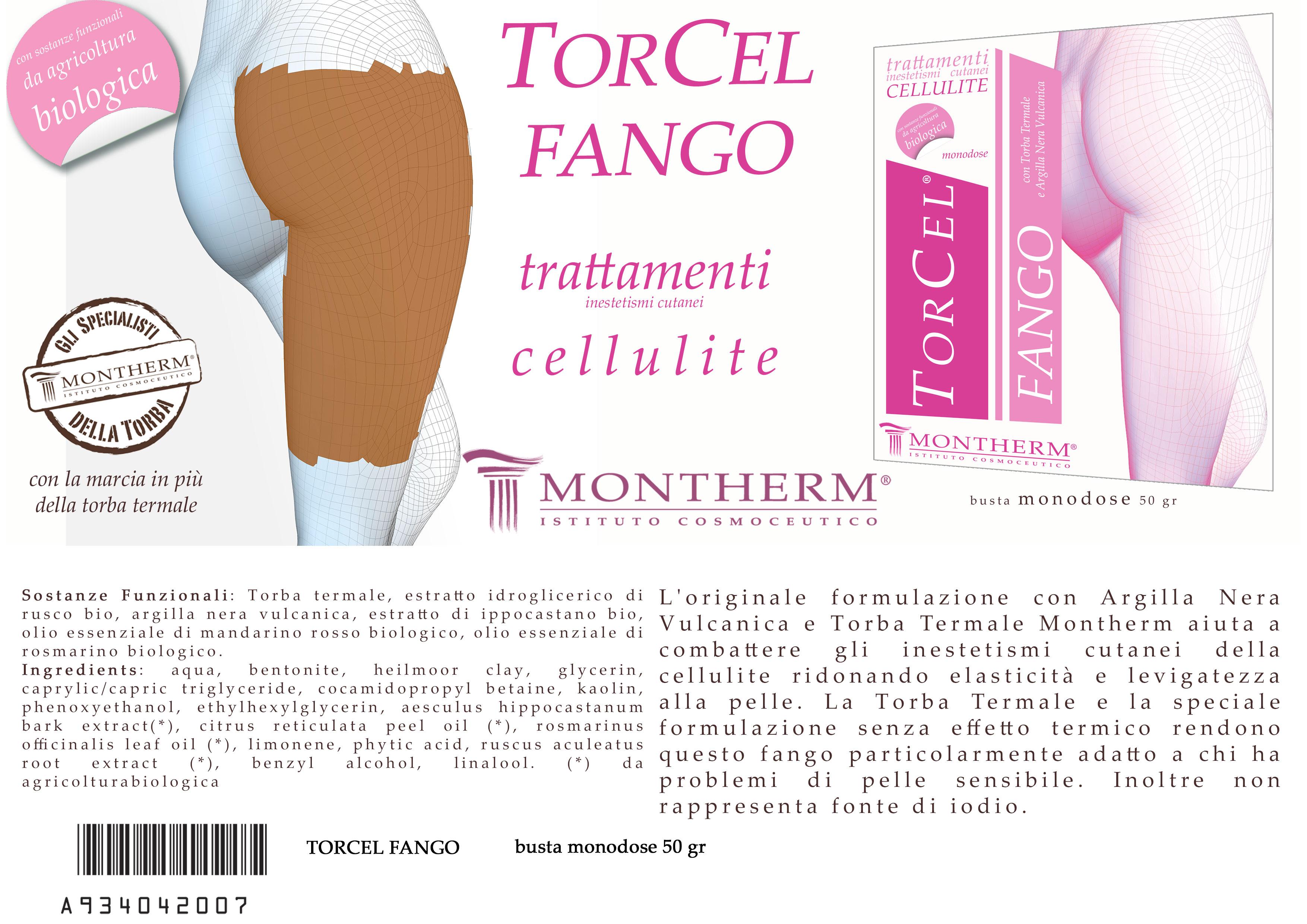 torcel fango bio montherm