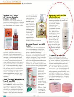 Redaz erborista FEB 12 argan shampoo
