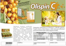 Scheda X catalogo OLISPIN C