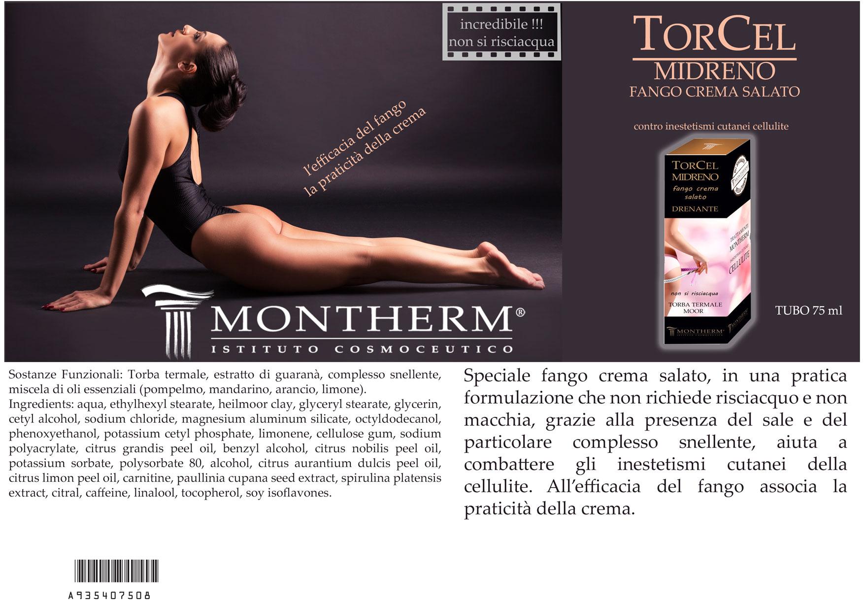 torcel fangocrema bio montherm
