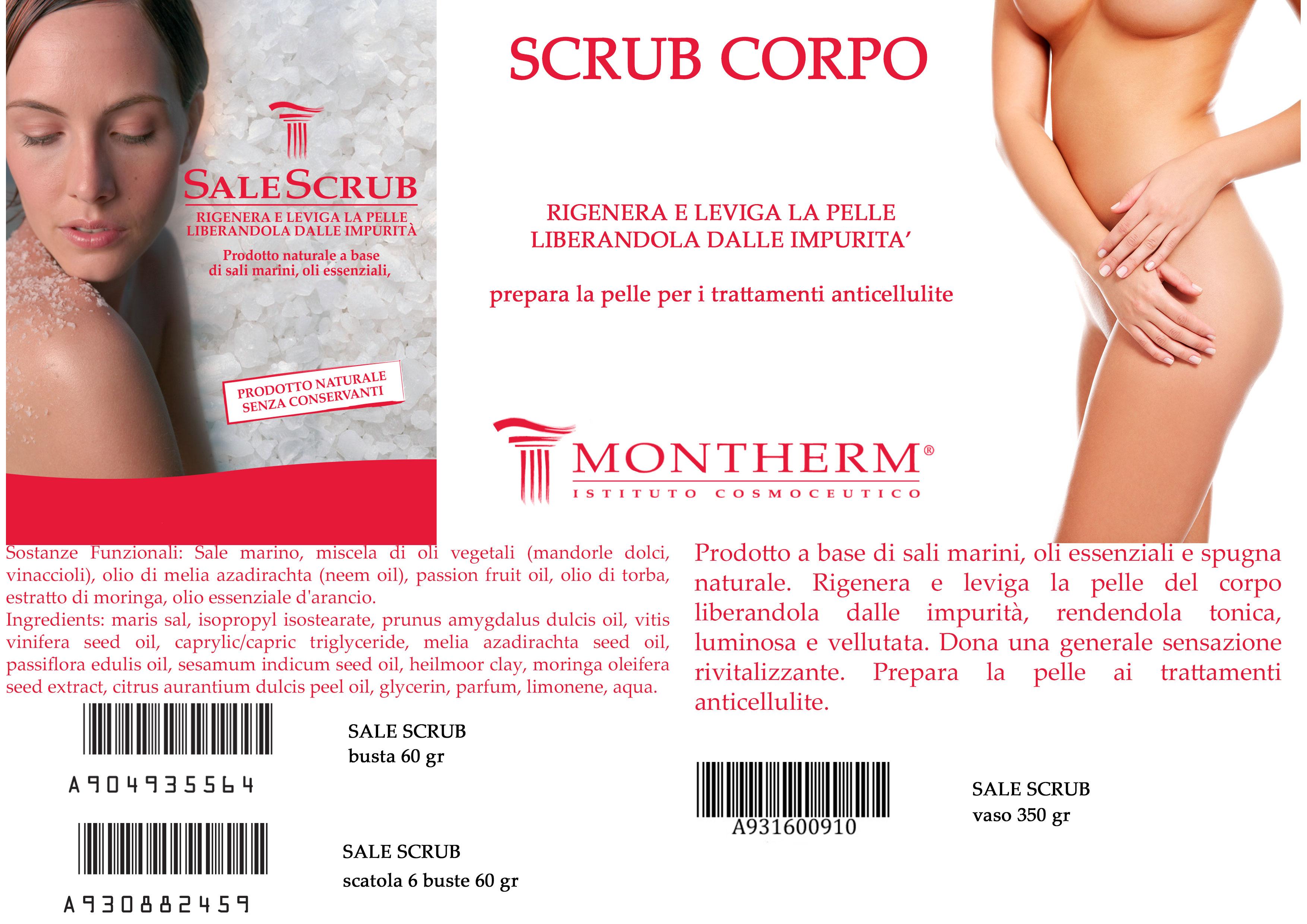 sale scrub montherm