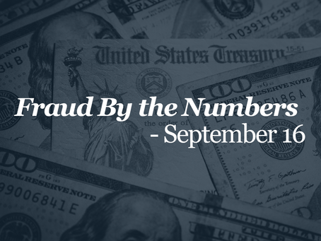 How the Government Combats Tax Fraud