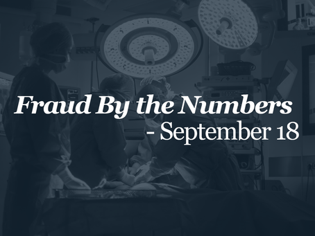 Why Combatting Healthcare Fraud Is Getting More Important