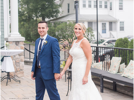 Union Bluff Wedding | York, Maine | Maggie & Zac