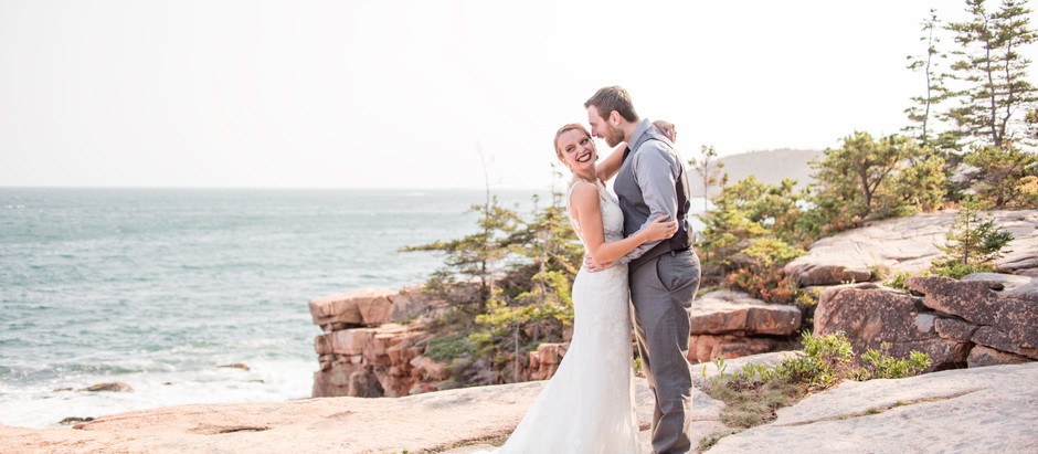 Bar Harbor Wedding | Amanda & Sean