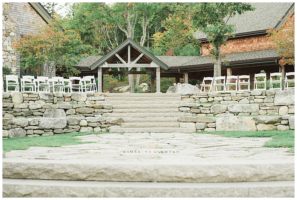 Camp Beech Cliff Wedding