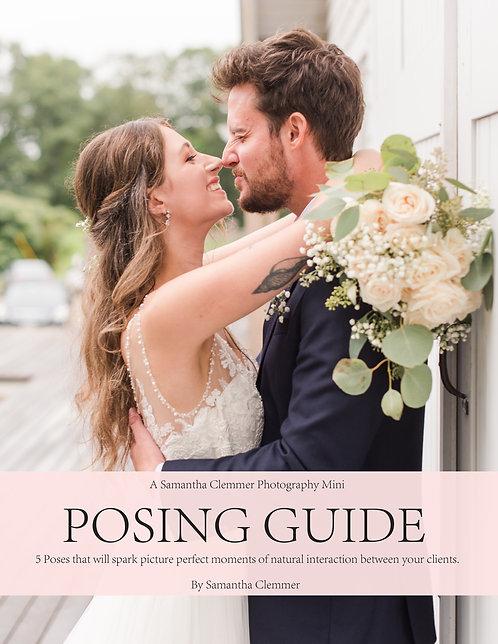 Posing Mini Guide