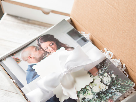 Client Welcome Gift | Wedding Photography